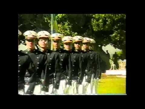Entrega do Espadim Escola Naval 2000 - Turma Almirante Maximiano