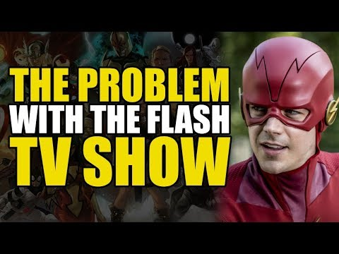 The Problem With The Flash TV Show | Comics Explained