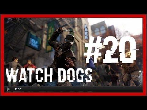 Let's Play Watch Dogs ~ 20 'Ik dacht dat het een auto veiling was...'