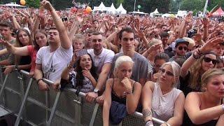 Juicy Beats Festival 2016 – 50.000 Musikbegeisterte feiern im Westfalenpark
