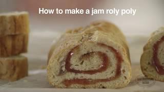 Jam Roly Poly Recipe