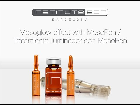 Mesotherapy anti-ageing treatment | Mesoceuticals® | InstituteBCN