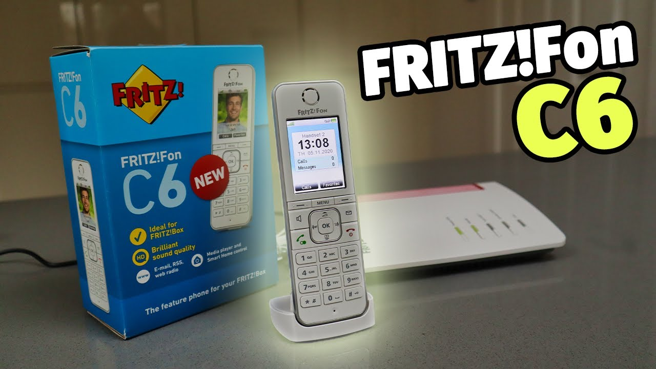 FritzBox 20 Review   Zen.co.uk router of choice   YouTube