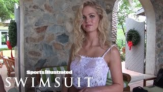 Behind The Tanlines: Erin Heatherton & Rose Bertram | Sports Illustrated Swimsuit 2015