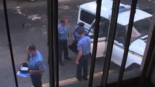 В Полтаве стреляли прямо посреди улицы.