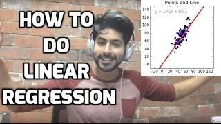 How to Do Linear Regression the Right Way [LIVE]