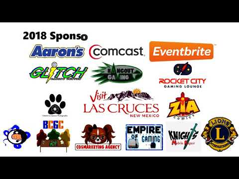 Las Cruces Game Convention 2018 - Trailer 1