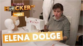 Elena Dolge bei StubenhockerTV – Schutzengel