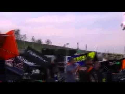May 25, 2014 Huset's Speedway Adam's Heat Race