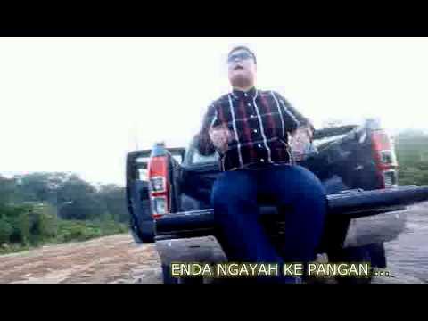 Lagu Baru Iban 2014 - Ku Besumpah by Mark's