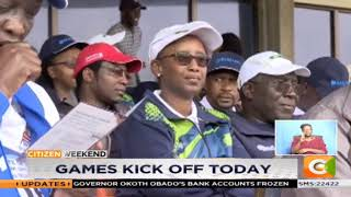Inter Banks games kick off