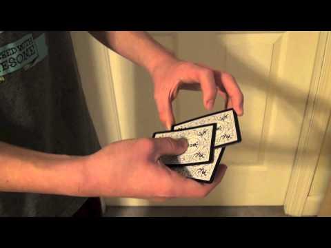 Beginners Sleights: Ascanio Spread ~ Tutorial[HD]