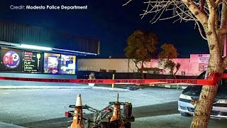 Man Shot, Killed After Fight In Parking Lot Outside Modesto Bar
