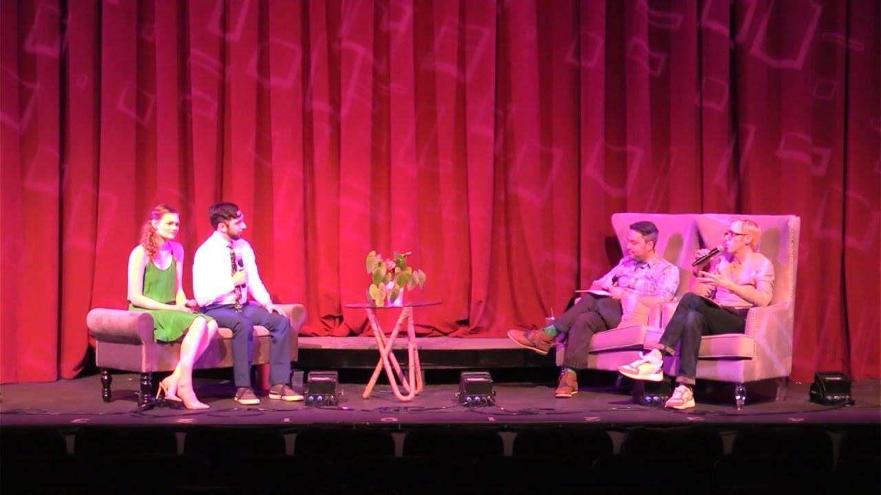 Spotlight on Stage: Madison & Alex