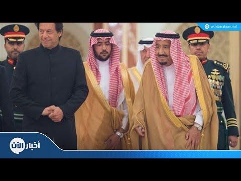 خادم الحرمين يستقبل رئيس الوزراء الباكستاني  - نشر قبل 29 دقيقة