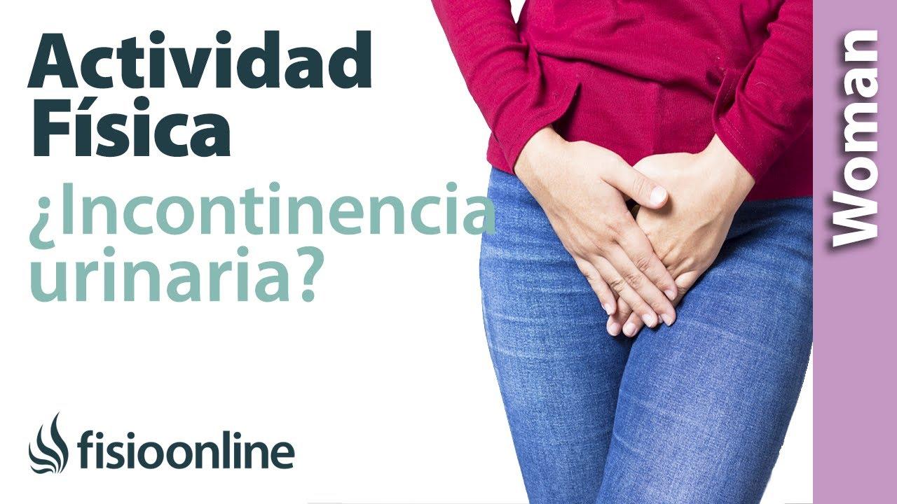 incontinencia post operación próstata
