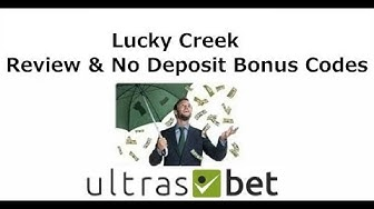 Lucky Creek Review & No Deposit Bonus Codes 2019