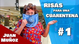 CRUZ Y RAYA 1º VIDEO HUMOR CUARENTENA JUAN MUÑOZ COMICO