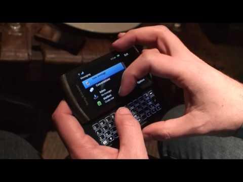 Sony Ericsson Vivaz Pro da Telefonino.net