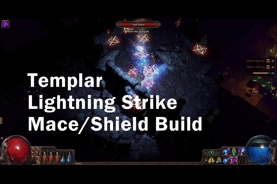 Path Of Exile Mace Build