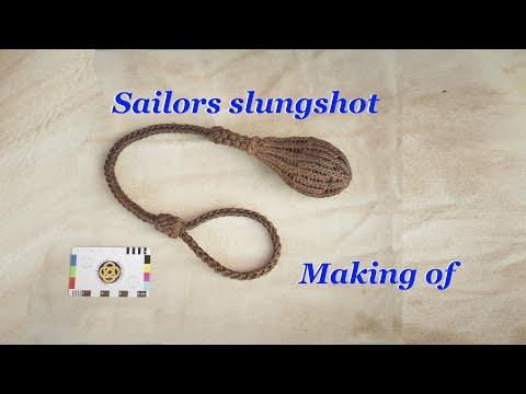 Sailors Slungshot - Making of