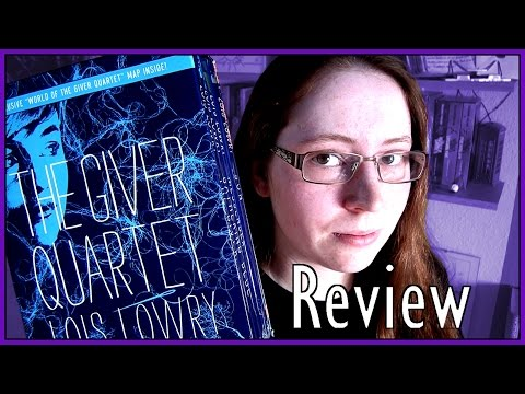 The Giver Quartet Review [Spoiler Free Beginning]