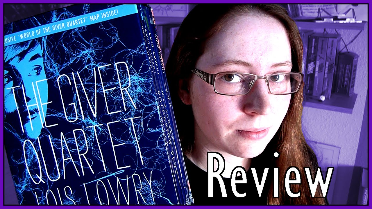the giver quartet review spoiler free beginning youtube