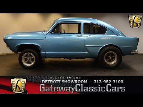 1952 Kaiser Henry J Gasser Stock # 1110-DET