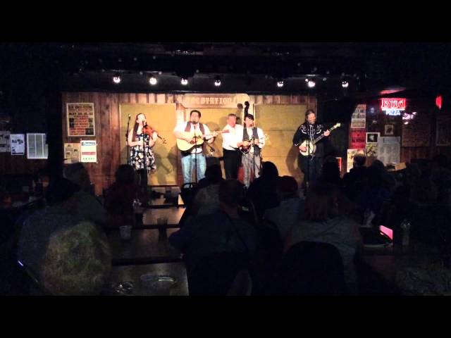 Redwood Hill -- Jeff Scroggins & Colorado, LIVE at the Station Inn