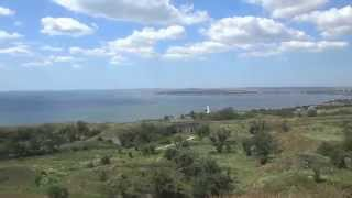 12.07.2015. Керчь, крепость  Форт Тотлебен, вид сверху.(, 2015-07-29T09:32:25.000Z)