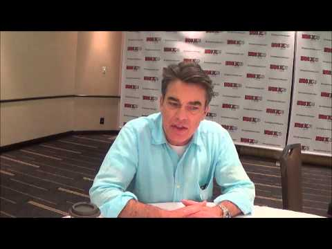 Peter Gallagher Interview