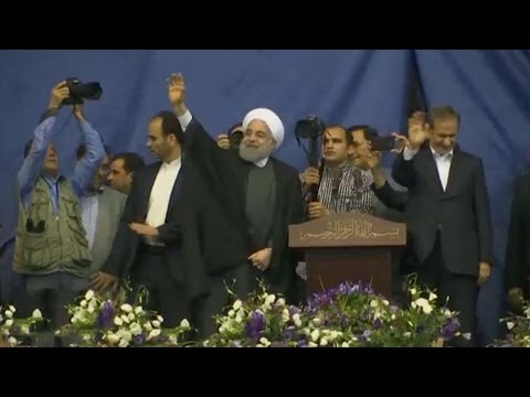 Will Iranian President Rouhani win his second term?
