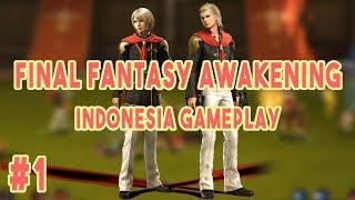 Final Fantasy Awakening ! ACE dan KING imba banget BROO !