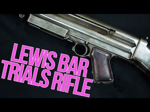 """Forward Thinking: Lewis """"Assault Phase"""" Rifle"""