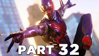 SPIDER-MAN PS4 Walkthrough Gameplay Part 32 - AVENGERS TOWER (Marvel's Spider-Man)