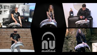 """""""I Will Survive"""" (Gloria Gaynor) - Cover by NUmotion Artists on REVO1 Curveboard"""