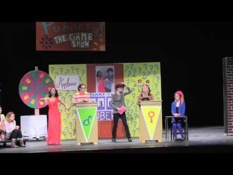 Puberty The Game Show | One Act Play