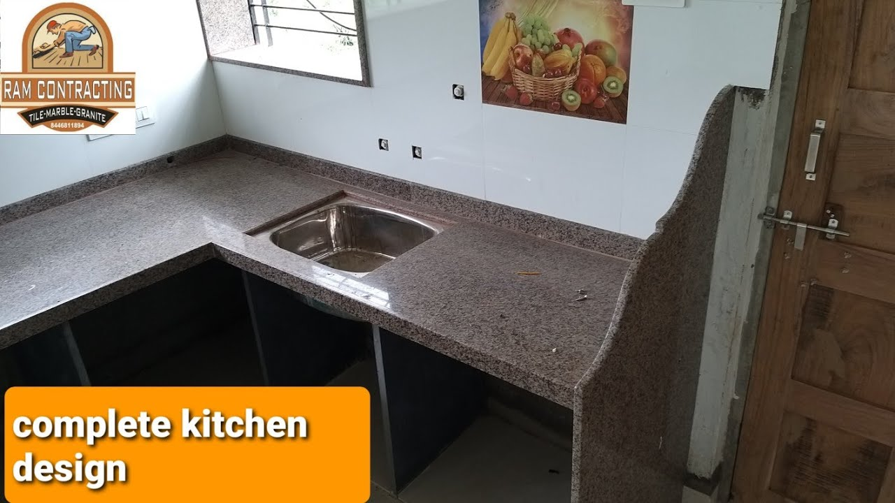 Kitchen Design,Small Kitchen Interior Design, Complete Kitchen Ota Design  And Full Detail, kitchen,