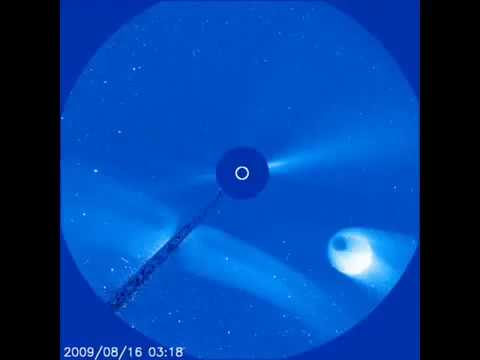 Interesting SOHO Pictures of the Sun 1