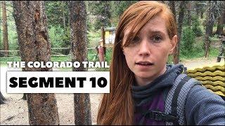The Colorado Trail, Segment 10: Timberline Lake to Mt. Massive (mile 156.6 - 169.7)