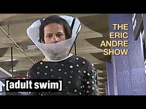 The Best of Eric Andre on the New York Subway | The Eric And