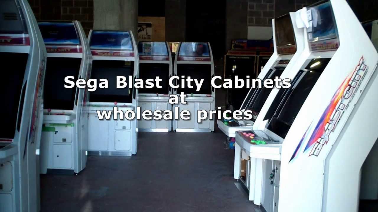 Superbe Buy Sega Blast City At Wholesale Prices   YouTube