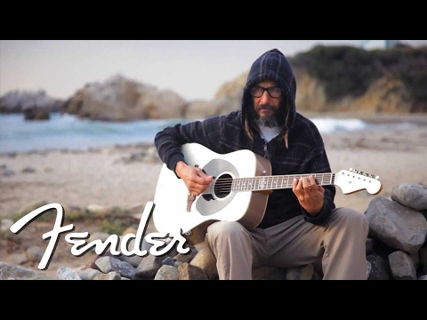 Fender Tony Alva 'White Lotus' Sonoran SCE | Fender