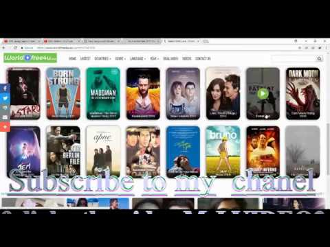How To Download Movies For FREE On Your Laptop Or Desktop Computer HD IN [HINDI]  A&Z V