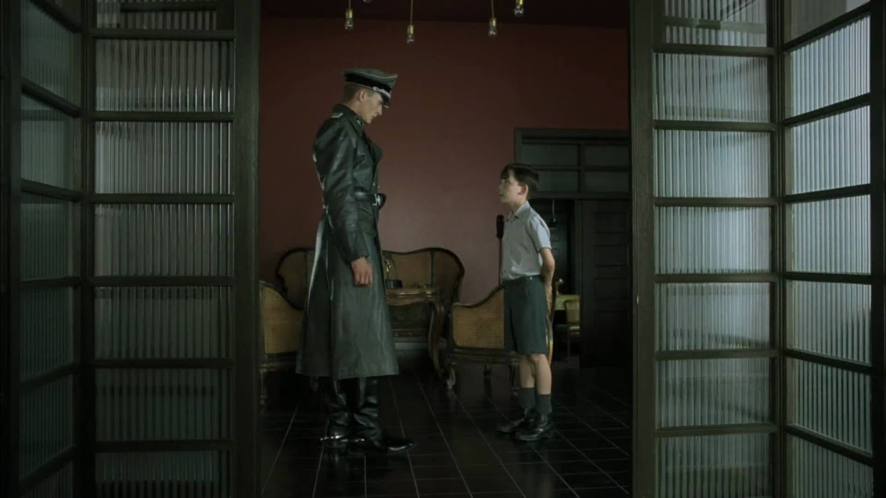 The boy in the striped pyjamas 2008 trailer youtube