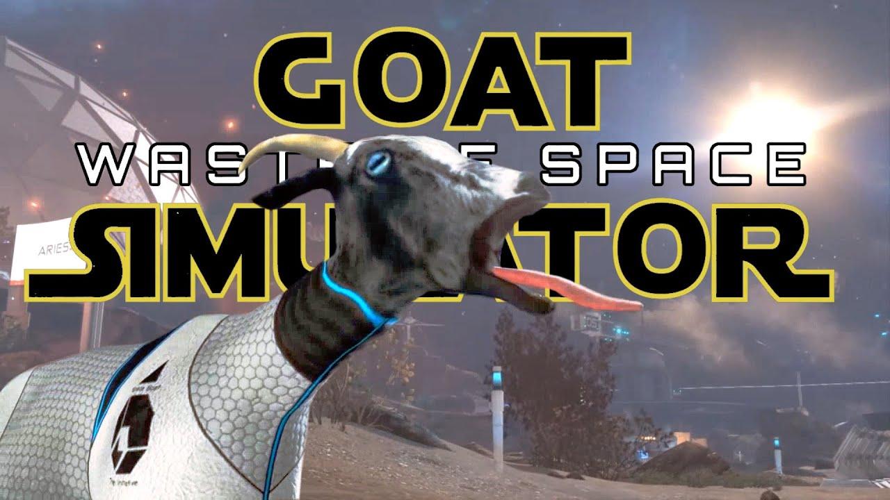 Resultado de imagem para Goat Simulator Waste of Space