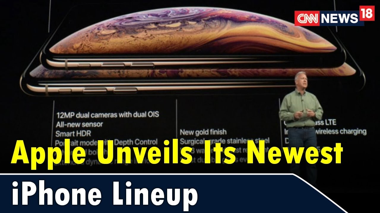 Apple Unveils Its Newest iPhone Lineup | Epicentre Plus | CNN News18