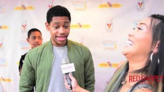 Video Tyrel Williams at the Ronald McDonald House Celebrity Stuff-A-Thon #CelebrityStuffathon #RMHC download MP3, 3GP, MP4, WEBM, AVI, FLV Januari 2018