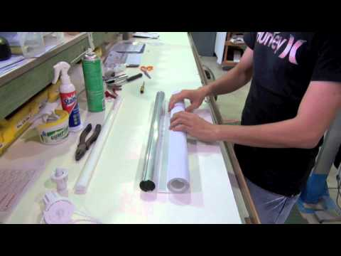 Roller Blinds - Replacing A Skin