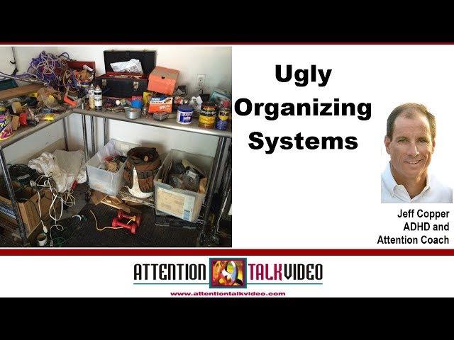 ADHD Mindset Tip:  Organization